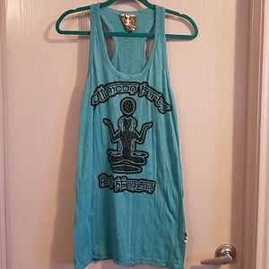 Tops - HELP RESCUE DOG/CANCER♡Tank top S